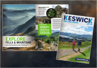 Keswick The Lake District Tourism Association 2014 Brochure