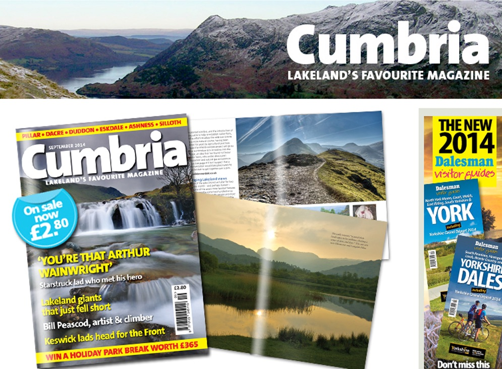 Cumbria Magazine September 2014