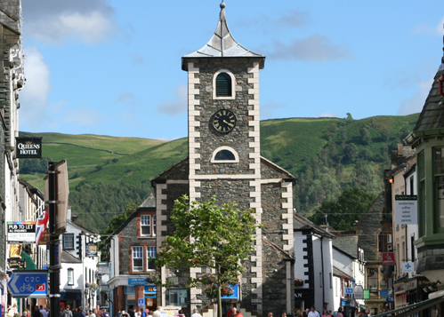 Keswick Tourist Information Centre