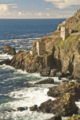 The Crowns Tin Mine Engine Houses Botallack