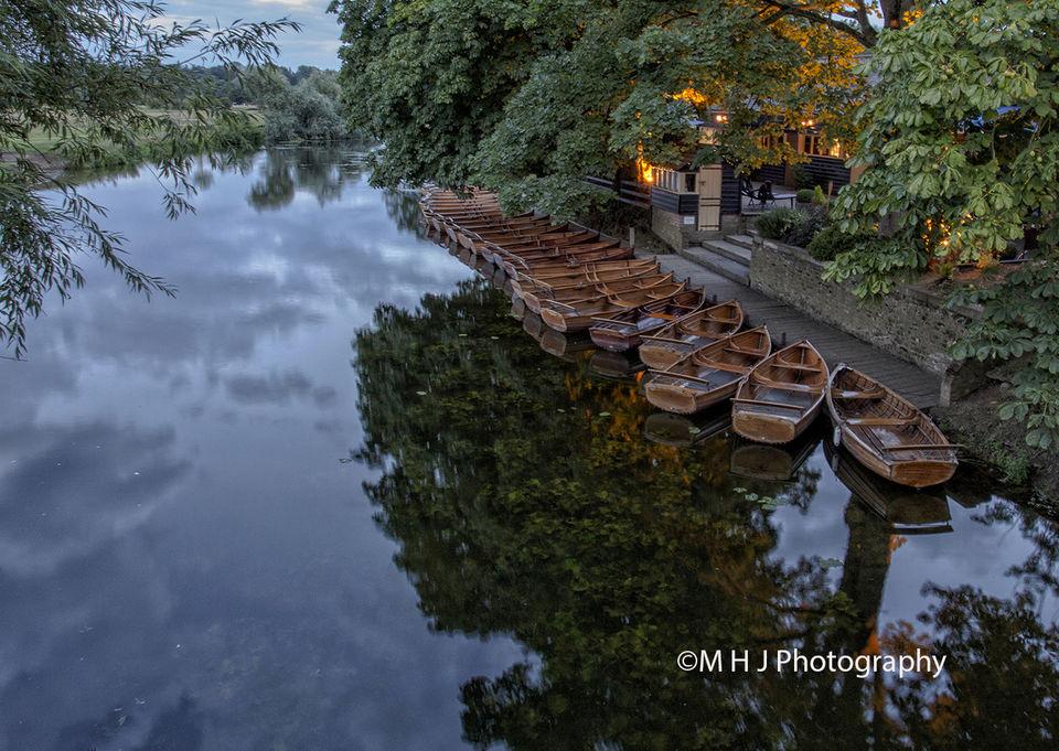 Dedham Boat House