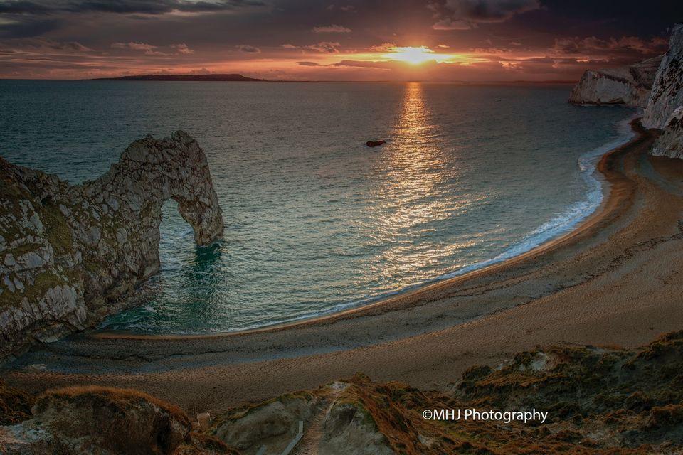 Seascape Sunset DD