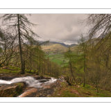 A view across Buttermere