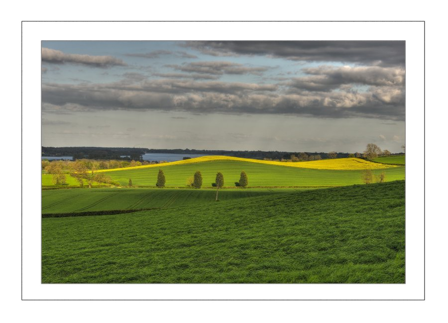 Across the hill from Brooke….