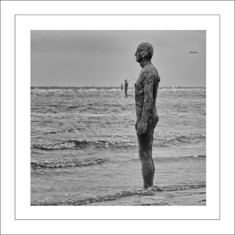 """Anthony Gormley's - """"Another Place"""""""