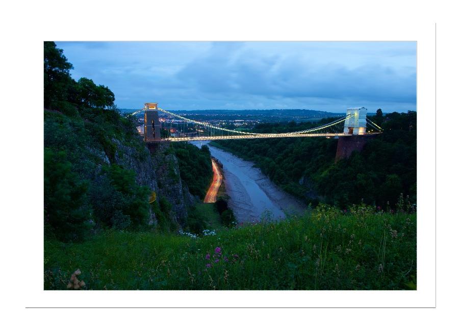 Clifton Suspention Bridge