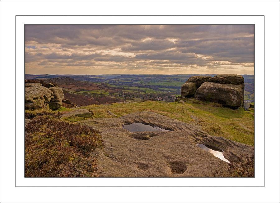 Curbar Edge, Derbyshire Peaks