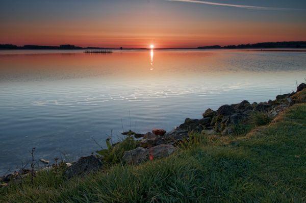 Dawn over Rutland