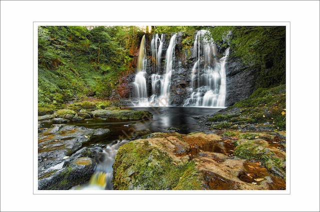 Glenariff Water Fall