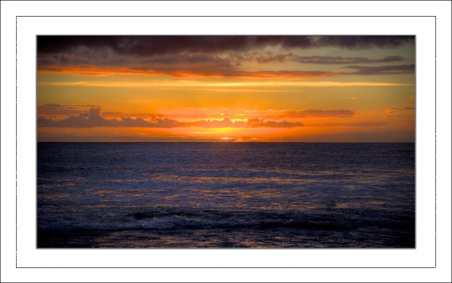 Holiday Island Sunset
