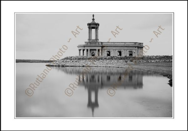 Normanton Church, Peace and Tranquility....