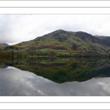Reflections at Buttermere