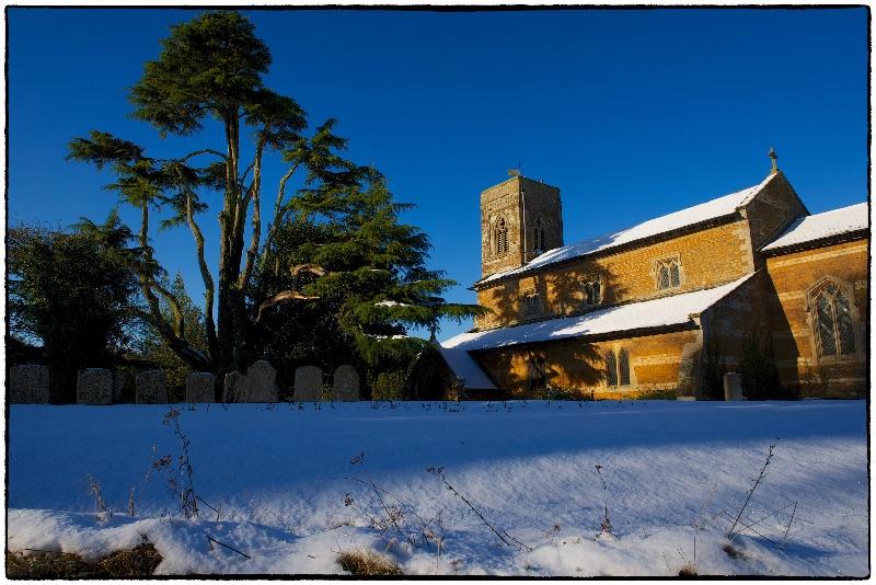 Ridlington Church