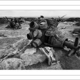 The Wreck of B-29 Superfortress 'Overexposed', Higher Shelf Stones, Derbyshire