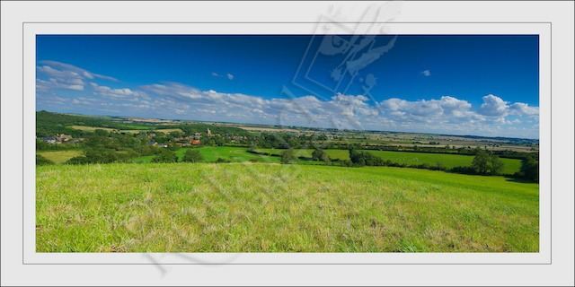 England's Green and Pleasant Land