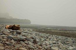 A Misty Kilve beach