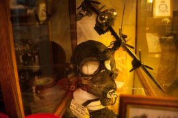 RAF hero memorabilia