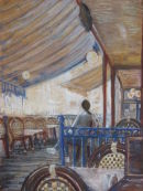 Saint Germain Cafe Terrace, Crystal Palace (sold)