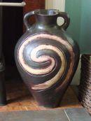 Large Spiral Pot