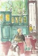 V&A cafe, Morris Room