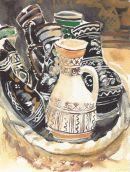 Hungarian pots