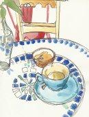 Julia Cafe, Beckenham.