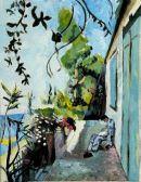 The Terrace (after Matisse)