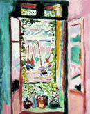 Open Window, Collioure (after Matisse)