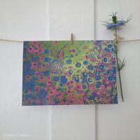 Klimty Border card