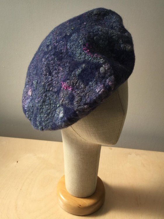 Felt hat workshops