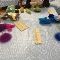 Felting group