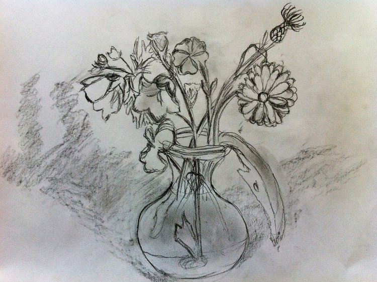 Drawing from a workshop