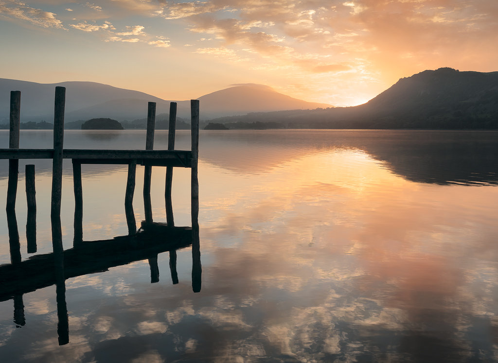 Derwentwater Sunrise