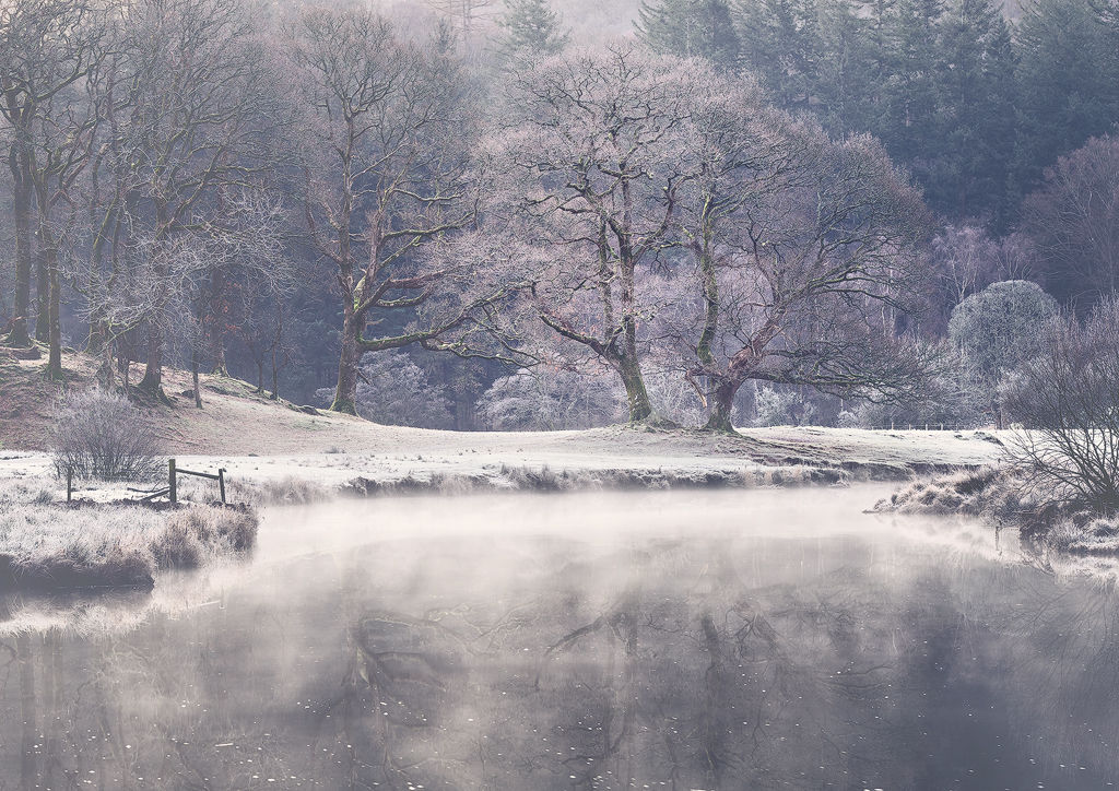 Elterwater Winter