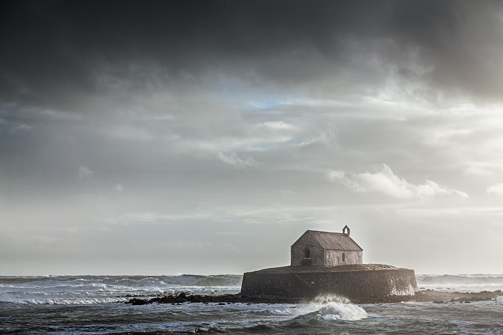 St Cwyfan's Church