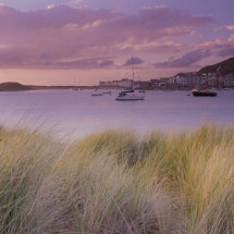 Harbour at Barmouth