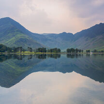 Reflections of Buttermere