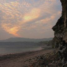 Jurassic Sunset