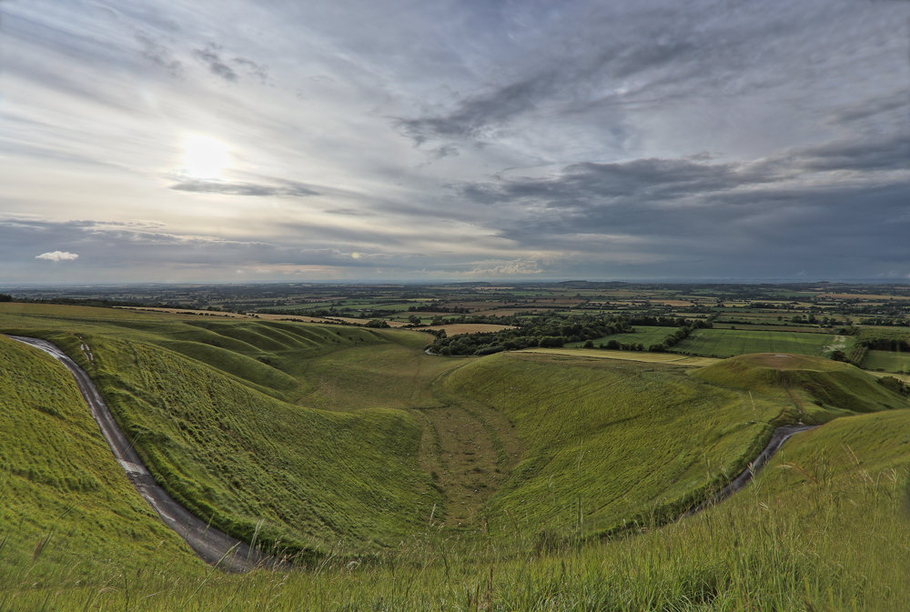 The Manger at Uffington - June 2014
