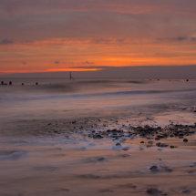 Norfolk Sky at Sunrise