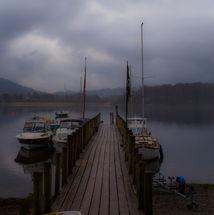 Nichol End Marina, Derwent Water