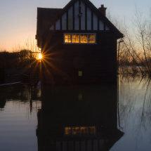 The Sun Rising