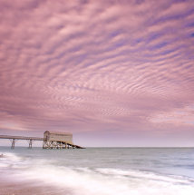 Selsey Cloudscape