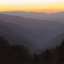 The edge of sunrise