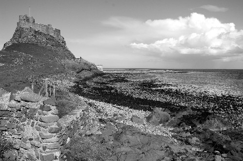 BW1014 Lindisfarne Castle