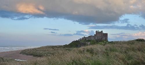 L1025 Bamburgh Castle