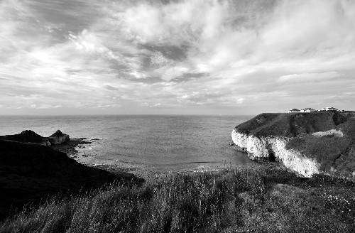BW1008 Thornwick Bay Flamborough