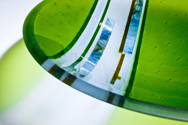 Close Up Jetty series Three Green