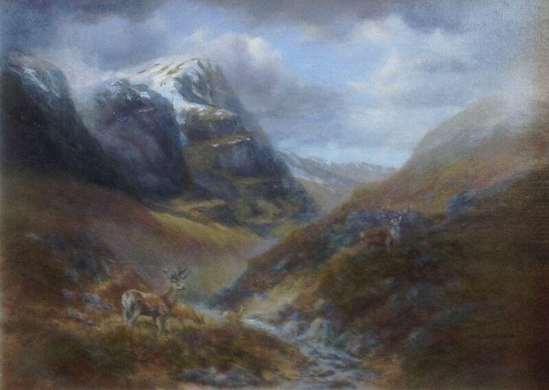 Last Snow Glencoe