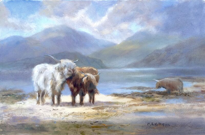 Romance in the Highlands